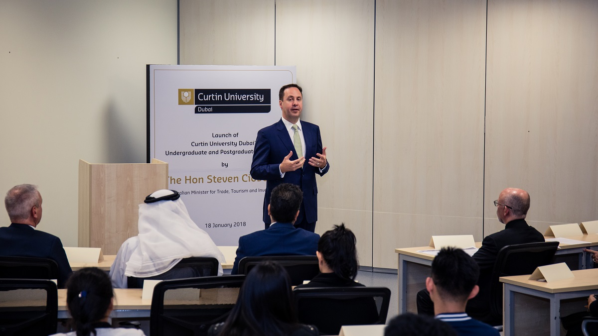 Curtin University launches Dubai Academic programs