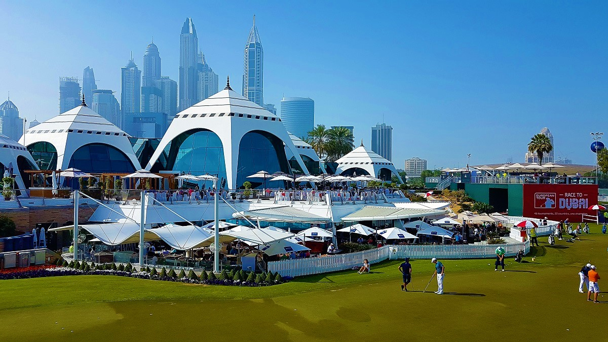 Omega Dubai Desert Classic - Emirates Golf Club (03)