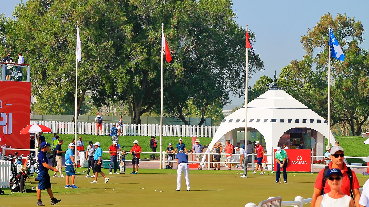 Omega Dubai Desert Classic - Emirates Golf Club (06)