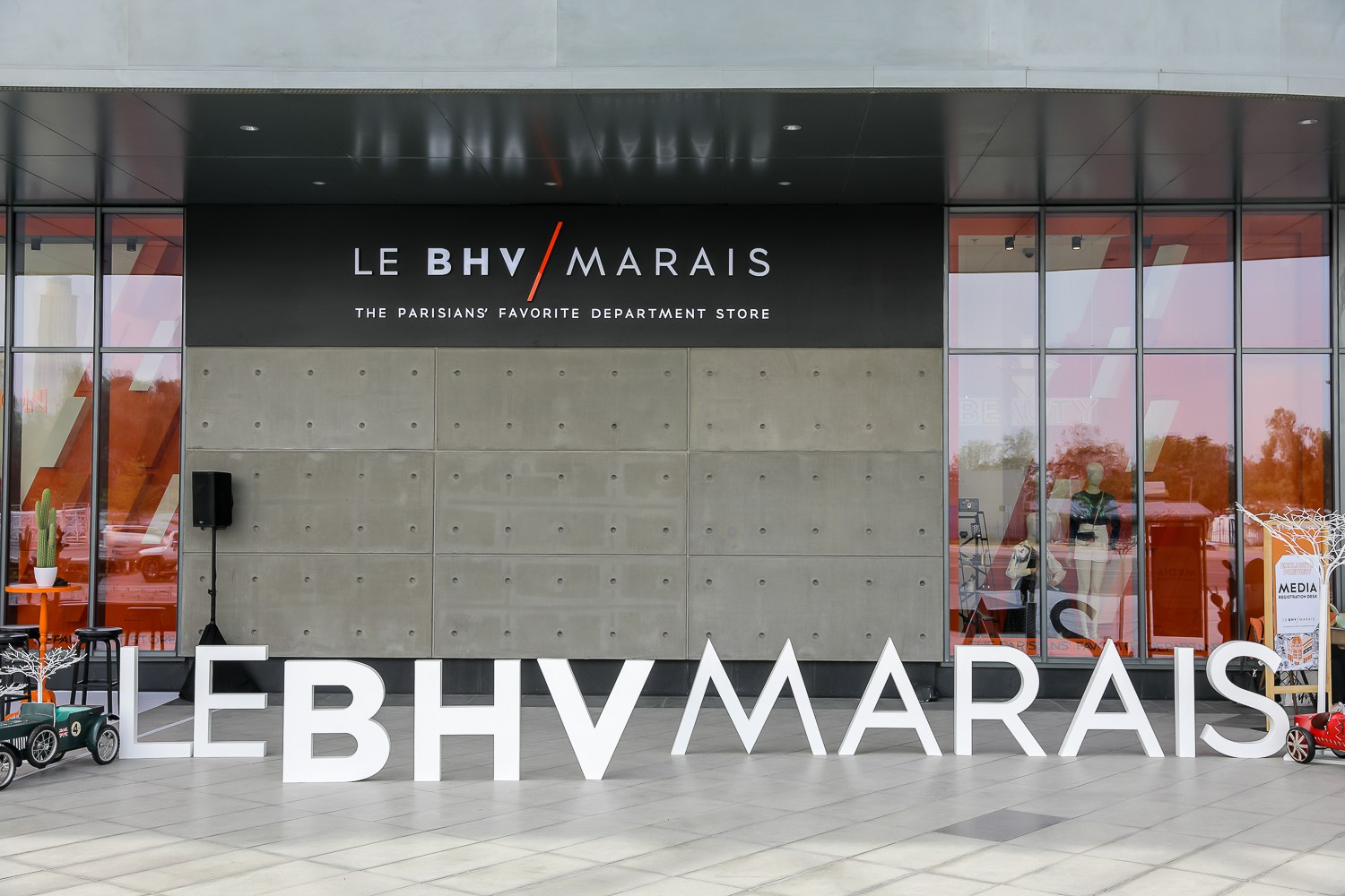 Le BHV Marais City Walk