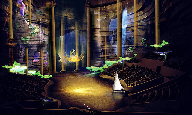 La Perle Theater Dubai