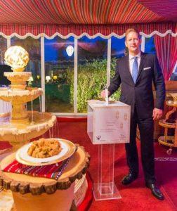 Be Health - Kempinski Hotel Ajman - Christian Ruge - General Manager