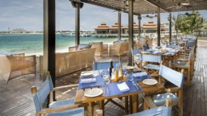 Anantara The Palm Dubai - The Beach House Restaurant