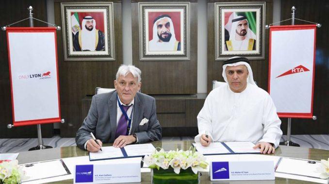 Emirati-French Business Summit - HE Mattar Al Tayer and HE Alain Galliano