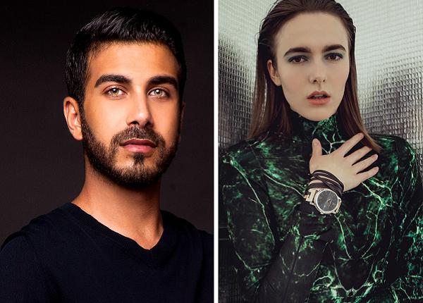 Baume & Mercier - Hussein Bazaza - Fashion Forward 2017