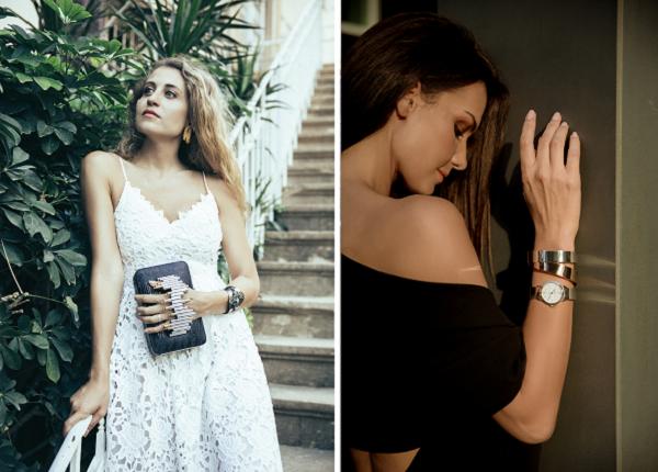 Baume & Mercier - Rula Galayini - Fashion Forward 2017
