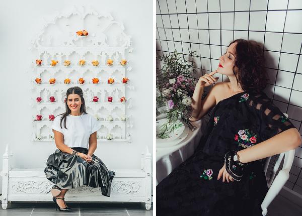 Baume & Mercier - Zayan Ghandour - Fashion Forward 2017