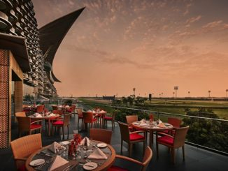 Brunch Buffet overlooking the Meydan Racecourse - UAE National Day at The Meydan Hotel