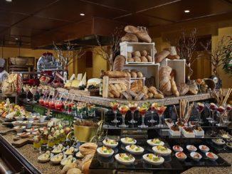 Friday Farmers Brunch - Al Forsan Restaurant - Bab Al Shams Desert Resort & Spa
