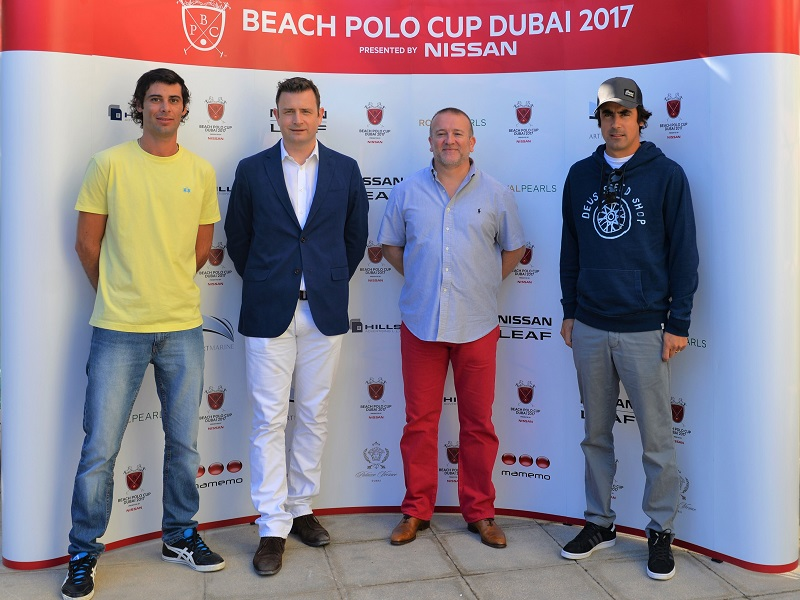 Beach Polo Cup Dubai 2017 - Players