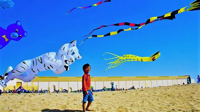 Kite Fiesta 2018 - Dubai Outlet Mall