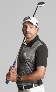 Omega Dubai Desert Classic - Sergio Garcia (Brand Ambassador)
