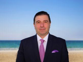 George Ganchev heads Ajman Hotel