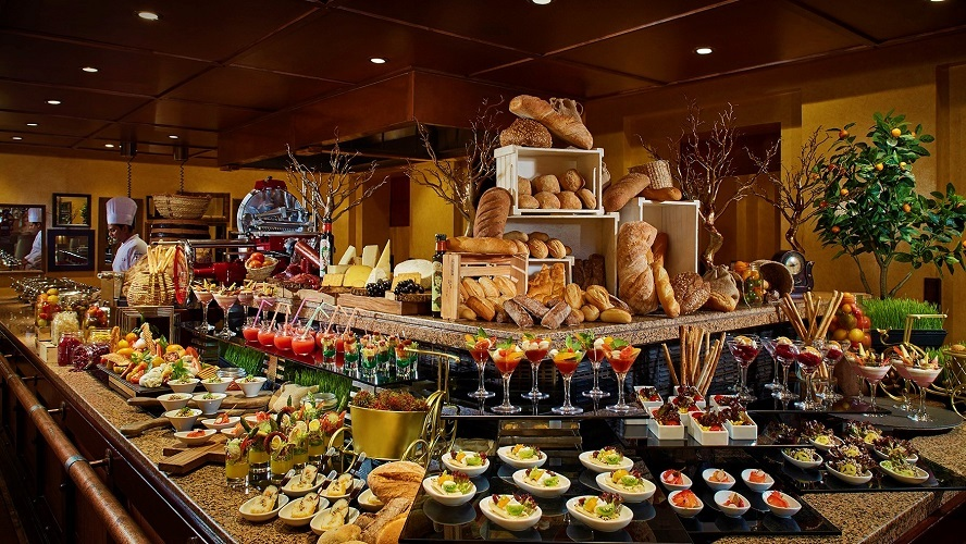 Brunch Buffet - Celebrate Easter at Bab Al Shams