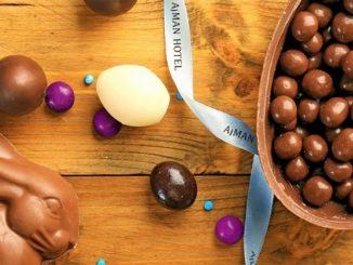Celebrate Easter at Ajman Hotel - Café Naseem