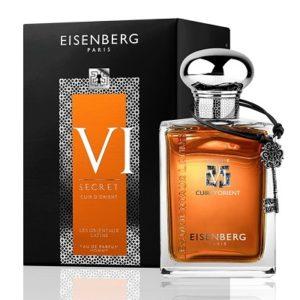 Eisenberg - The Latin Orientals - Men's Collection - Secret No VI - Cuir d'Orient