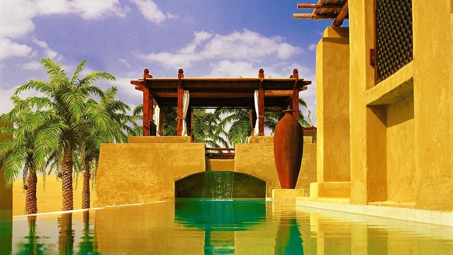 Pool Package - Celebrate Easter at Bab Al Shams