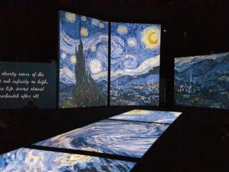 Van Gogh Alive - The Expression - Dubai Design District