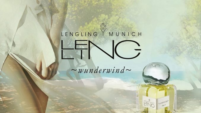Wunderwind - Fragrance No. 9 by Lengling Munich