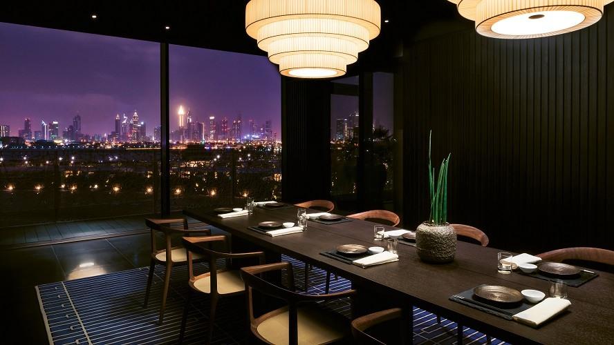 Bvlgari Resort Dubai unveils Hoseki