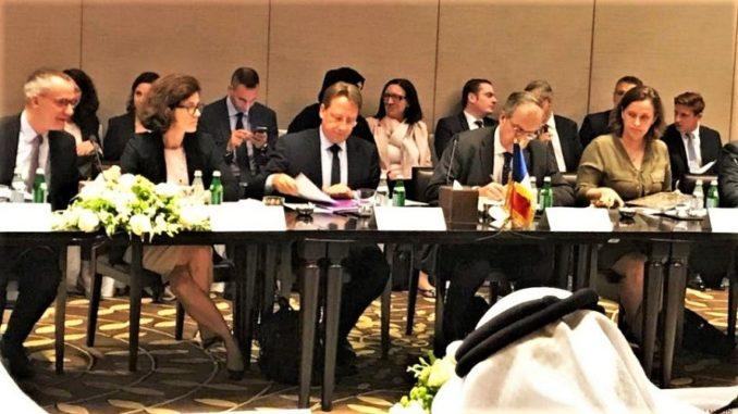 UAE-France Strategic Dialogue