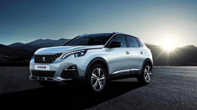 New Peugeot 3008 - Public Car of the Year 2018
