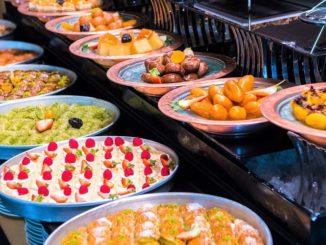 Rixos The Palm Dubai Ramadan Iftar Buffet