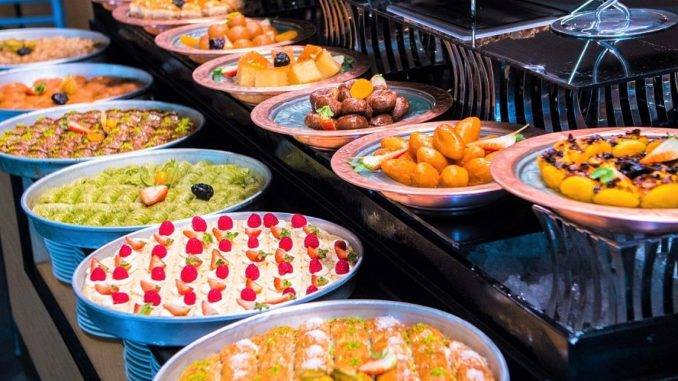Rixos The Palm Dubai Ramadan Iftar Buffet