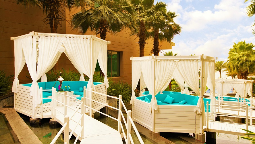 Rixos The Palm Dubai Ramadan - Nu Air Shisha Lounge