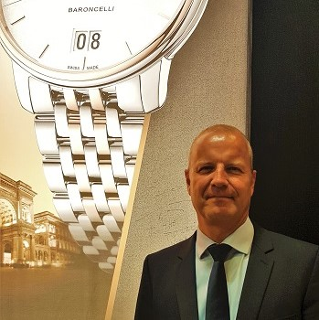 Franz Linder - President Mido - Swiss Watchmaker since 1918