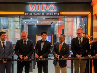 Swiss Watchmaker Mido Dubai Mall