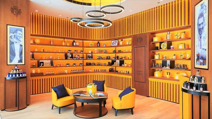 Acqua di Parma Dubai - Perfumery & Co - Fashion Avenue - The Dubai Mall