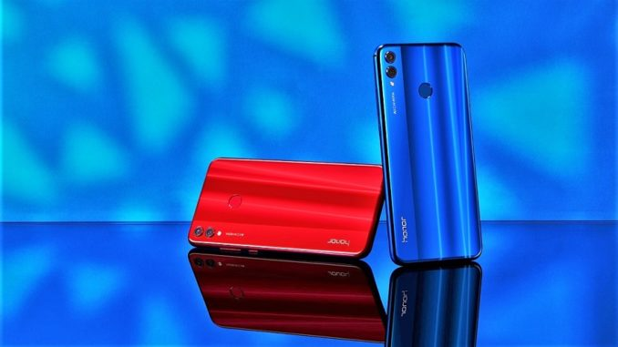 Honor 8X Smartphone