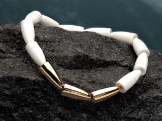 Vhernier Calla Necklace - Photo Courtesy of Claudio Carpi