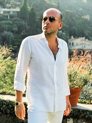 Antonino Aiello - 100% Capri Founder & Creative Director