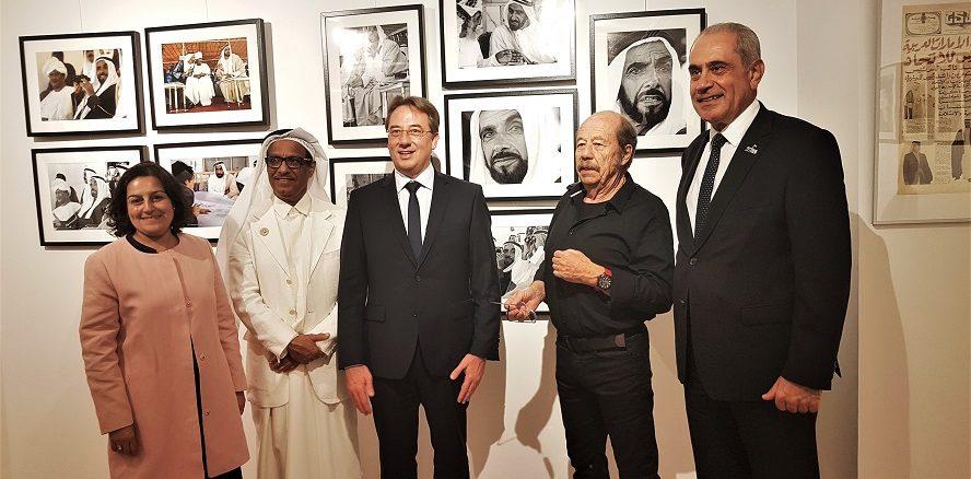 Au Temps de Zayed Exhibition - Alliance Française Dubai