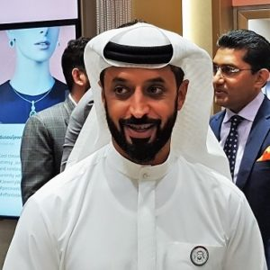 Dusoul Jewelry - Ahmed Bin Sulayem - DMCC Executive Chairman