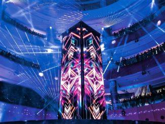 Dubai Mall Talisman - 10 Year Celebrations