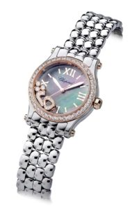 Chopard 25th Anniversary - Happy Sport Dubai Limited Edition