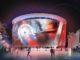 Pavilion USA 2020 Expo Dubai - Night Rendering