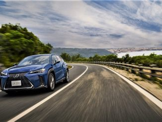 All New Lexus UX 200 - Creative Urban Explorer Design