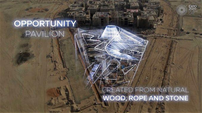 Expo 2020 Dubai - Thematic Pavilions