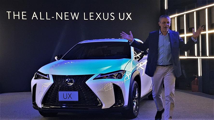 Mohammed Maktari - Managing Director Al-Futtaim Lexus UAE