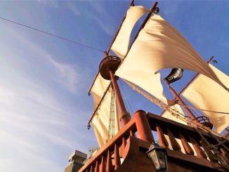 A Pirates Tale - Dubai Festival Bay