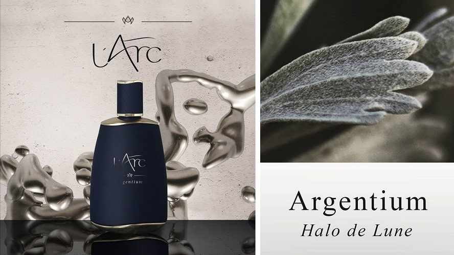 Argentium Halo de Lune - L'Arc Parfums