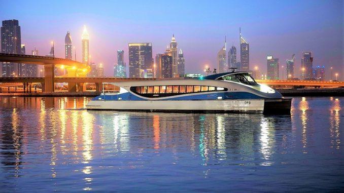 Dubai Ferry - RTA Emaar