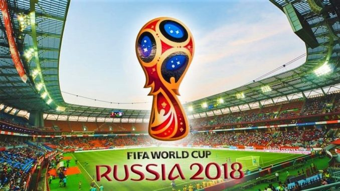 FIFA World Cup 2018 Live at Bab Al Shams
