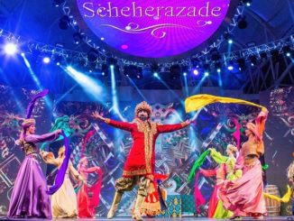 Global Village Scheherazade Musical