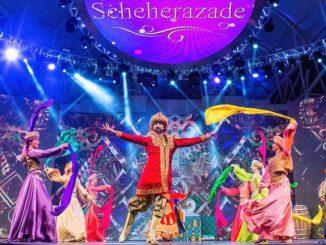 Global Village Scheherazade Musical
