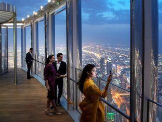 The Lounge Burj Khalifa